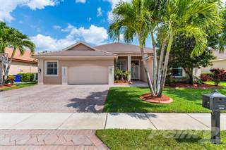 Residential Property for sale in 15959 SW 13th Street, Pembroke Pines, FL, 33027