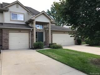 Condo for sale in 188 S VISTA, Auburn Hills, MI, 48326