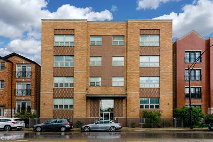 Residential Property for sale in 1617 West Grand Avenue 4W, Chicago, IL, 60622