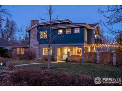 Residential Property for sale in 3142 5th St, Boulder, CO, 80304