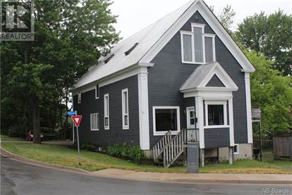 Multi-family Home for sale in 3 McGloin Street, Fredericton, New Brunswick, E3A4J9
