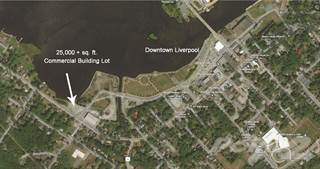 Comm/Ind for sale in Lot 1A Main Street (Commercial), Liverpool, Nova Scotia, B0T 1K0