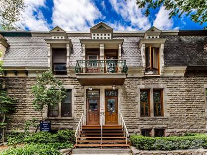 Residential Property for sale in 77 Rue Milton, Montreal, Quebec