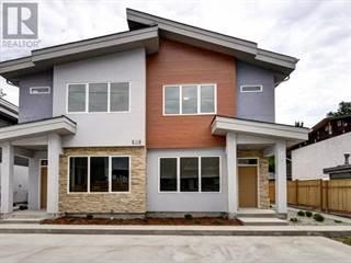 Single Family for sale in 101 - 169 BASSETT STREET, Penticton, British Columbia, V2A5W1