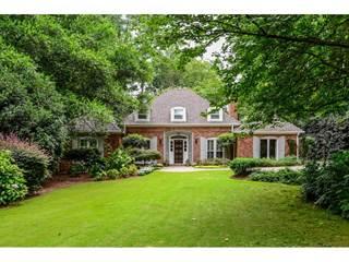 Single Family For Sale In 4075 Northside Drive NW Atlanta GA 30342