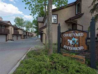 Condo for sale in 4345 RIVERBEND RD NW, Edmonton, Alberta, T6H5R9