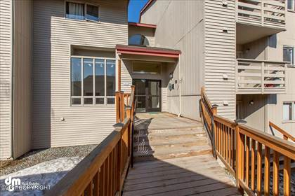 Residential Property for sale in 2430 Sentry Drive B103, Anchorage, AK, 99507
