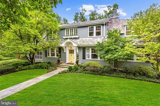 Single Family for sale in 2 PRIMROSE STREET, Chevy Chase, MD, 20815