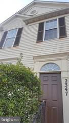 Townhouse for sale in 2347 MASSANUTTEN DRIVE, Silver Spring, MD, 20906