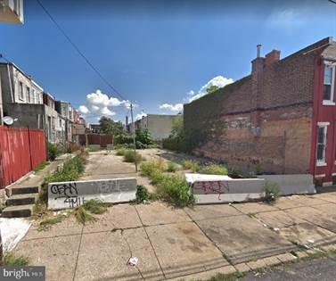 Lots And Land for sale in 3255 N LEE STREET, Philadelphia, PA, 19134