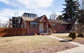 Single Family for sale in 1398 Xavier Street, Denver, CO, 80204