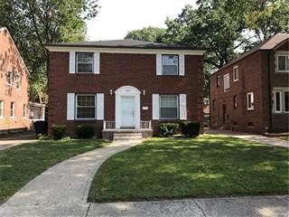 Single Family for sale in 18296 WARRINGTON Drive, Detroit, MI, 48221