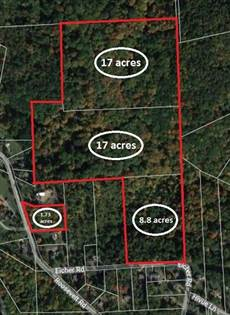 Other Real Estate for sale in 000 EICHER / ROOSEVELT ROAD, Kilbuck, PA, 15237