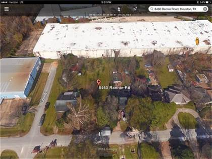 Lots And Land for sale in 8460 Rannie Road, Houston, TX, 77080