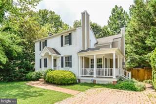 Single Family for rent in 205 GROVE AVE, Falls Church, VA, 22046
