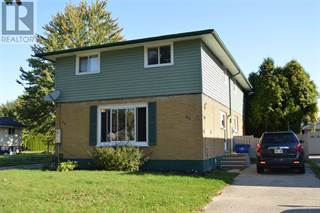Multi-family Home for sale in 46-48 Southend CRESCENT, Chatham, Ontario, N7M4X8