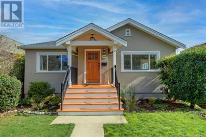 Single Family for sale in 2661 Asquith St, Victoria, British Columbia, V8R3Y4