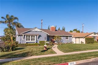 Single Family for sale in 15315 Germain Street, Los Angeles, CA, 91345