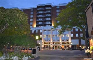 Condo for rent in 411 S OLD WOODWARD Avenue 1013, Birmingham, MI, 48009