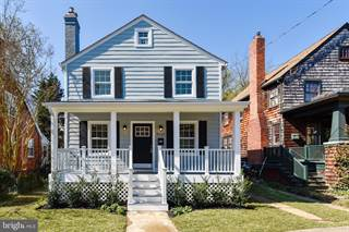 Single Family for sale in 4622 GREENE PLACE NW, Washington, DC, 20007