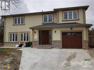 Single Family for rent in 55 SHALOM CRES, Toronto, Ontario