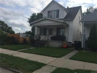 Single Family for sale in 5707 TRENTON Street, Detroit, MI, 48210