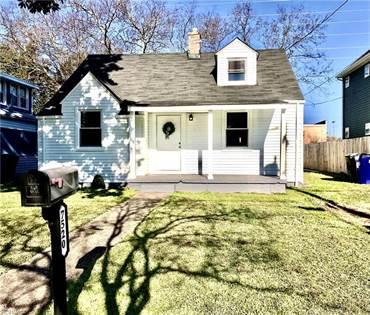 Residential Property for sale in 7520 Yorktown Drive, Norfolk, VA, 23505