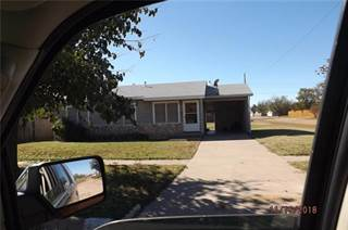 Single Family for sale in 608 NW Avenue G, Hamlin, TX, 79520