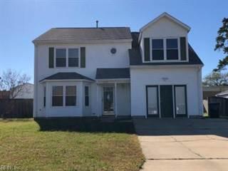 Single Family for sale in 2505 Buyrn Circle, Virginia Beach, VA, 23453