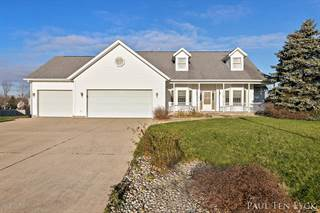 Single Family for sale in 907 Eagle Ridge Drive, Coopersville, MI, 49404