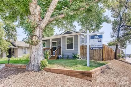 Single Family for sale in 2094 S Emerson Street, Denver, CO, 80210