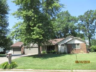Single Family for sale in 1511 N. Meadowbrook, Robinson, IL, 62454