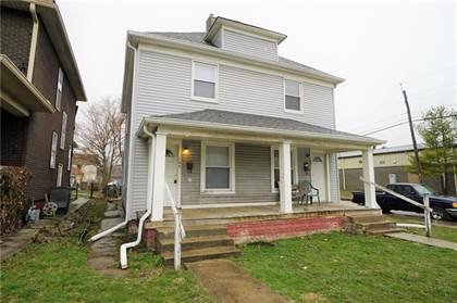 Residential Property for rent in 104 South ELDER Avenue, Indianapolis, IN, 46222