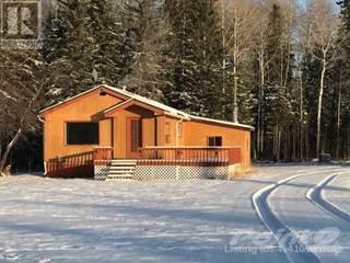 Single Family for sale in 63005 RANGE RD 63, Slave Lake Region, Alberta