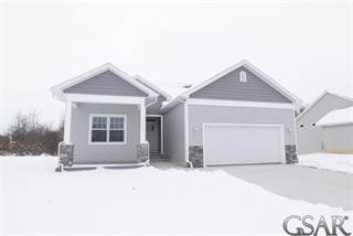 Single Family for sale in 1391 Jackson Dr., Owosso, MI, 48867