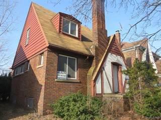 Single Family for sale in 18951 STRASBURG, Detroit, MI, 48205