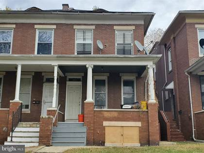 Multifamily for sale in 1613 N HILTON STREET, Baltimore City, MD, 21216