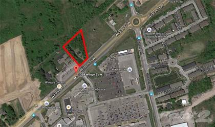 Lots And Land for sale in 1059 WILSON Street W, Ancaster, Ontario, L9G 3K9