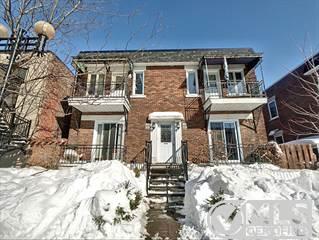 Multi-family Home for sale in 4403 Av. Bourbonnière, Montreal, Quebec