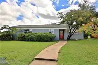 Single Family for sale in 1073 Minda Street, Abilene, TX, 79602