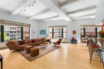 Residential Property for sale in 166 Duane Street 2A, Manhattan, NY, 10013