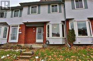 Condo for sale in 18 -Kingswood Drive, Kitchener, Ontario
