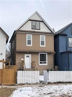 Single Family for sale in 651 Home Street, Winnipeg, Manitoba, R3G1X9