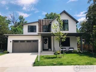 Single Family for sale in 3060 17th St, Boulder, CO, 80304