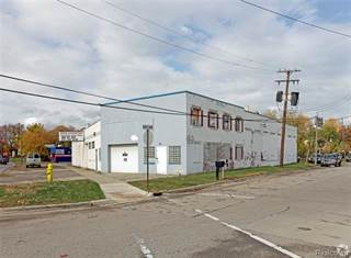 Comm/Ind for sale in 103 E Montcalm Street, Pontiac, MI, 48340