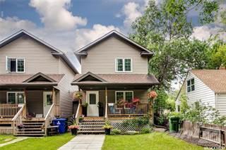 Duplex for sale in 931 I AVENUE N, Saskatoon, Saskatchewan, S7L 2H4