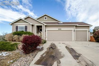 Residential for sale in 4420 Round Hill Drive, Colorado Springs, CO, 80922