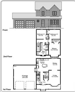 Residential Property for sale in Coming Spring 2021 - ABM Homes Ltd - 109 Marc Court, Shediac, New Brunswick, E4P 0E9