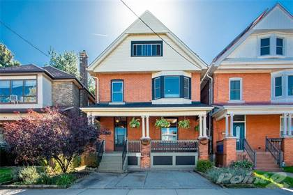 Residential Property for sale in 68 DELAWARE Avenue, Hamilton, Ontario, L8M 1T7