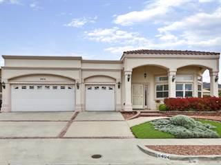 Residential Property for sale in 6404 FRANKLIN CREST Drive, El Paso, TX, 79912